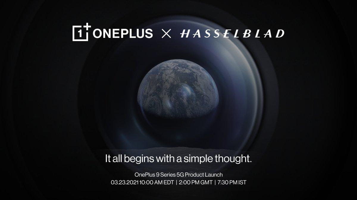 OnePlus pozivnica