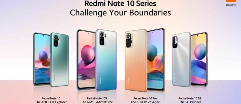 Redmi Note 10 3