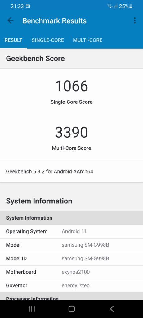 Screenshot 20210223 213332 Geekbench 5