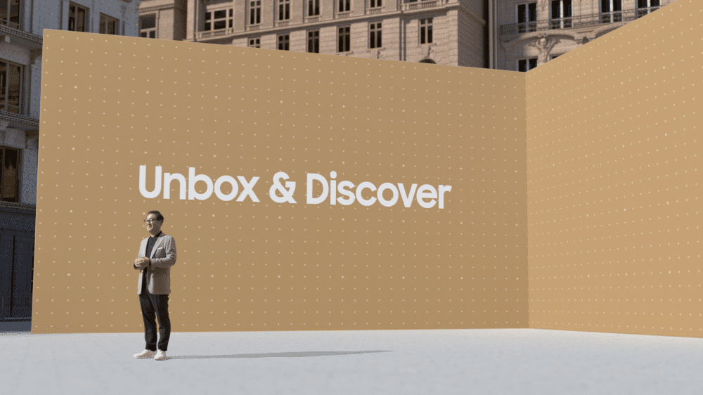 Unbox and Discover 1