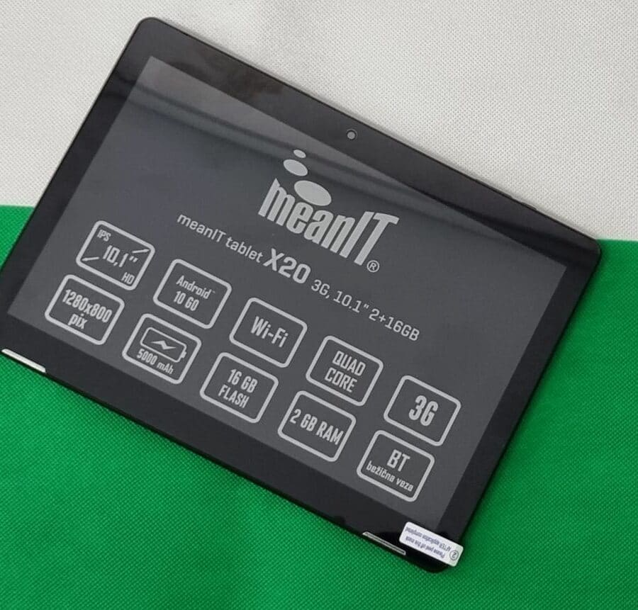 meanIT Tablet X20 2