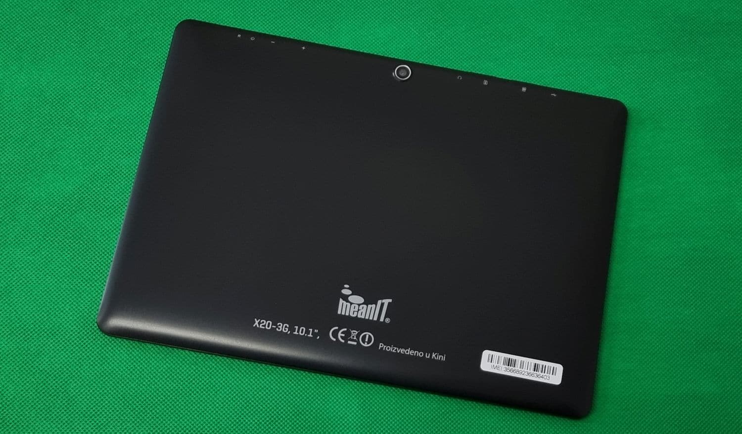 meanIT Tablet X20 4