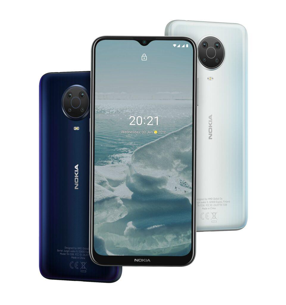 Nokia G20 Glacier 3