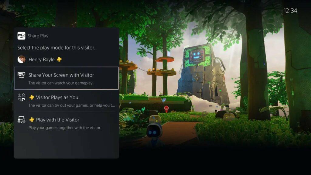 PS5 update 2