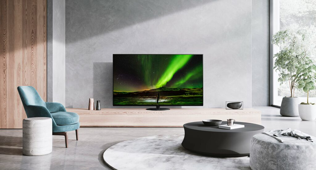 Panasonic 2021 OLED TV 1