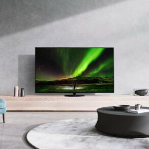 Panasonic 2021 OLED TV 1