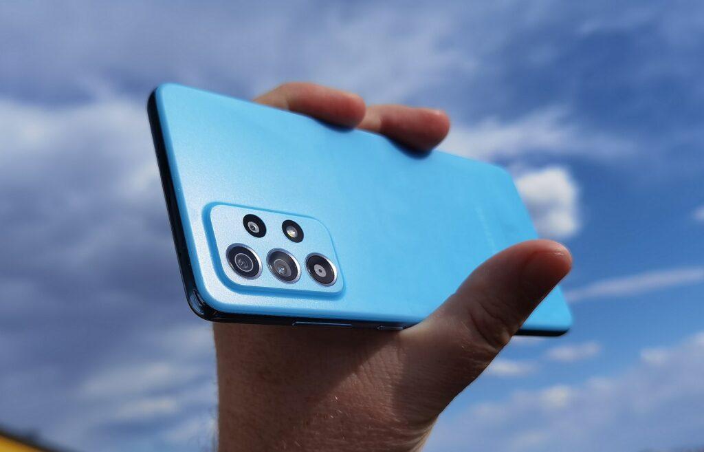 Samsung Galaxy A52 11 1