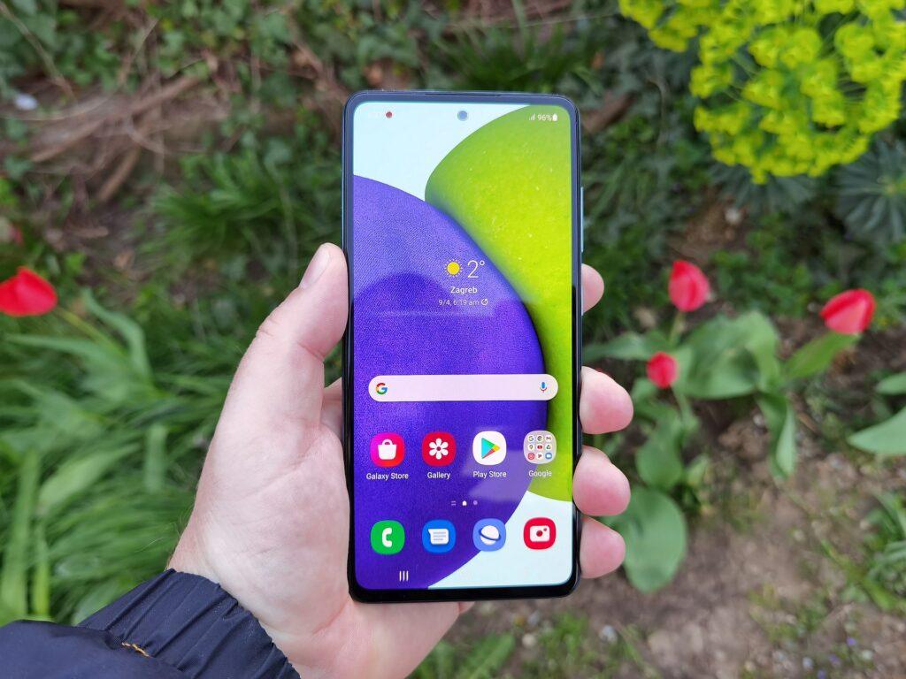 Samsung Galaxy A52 4