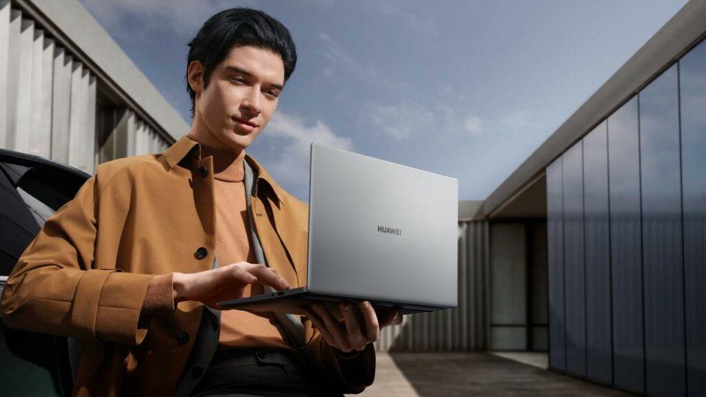 Huawei MateBook D 14 1
