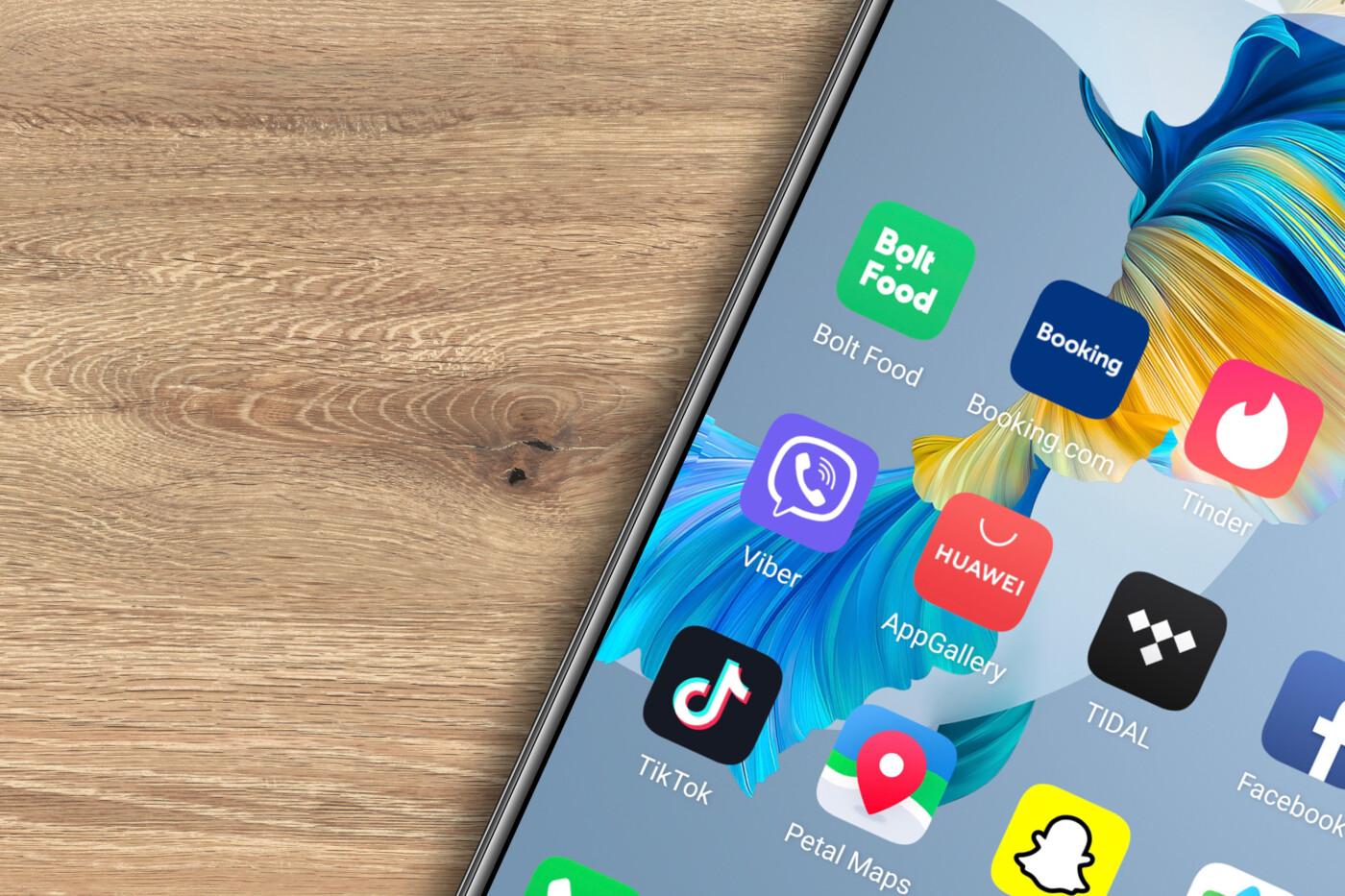 Huawei osnazio partnerstvo s Viberom nakon odlicnih rezultata u AppGallery trgovini 1