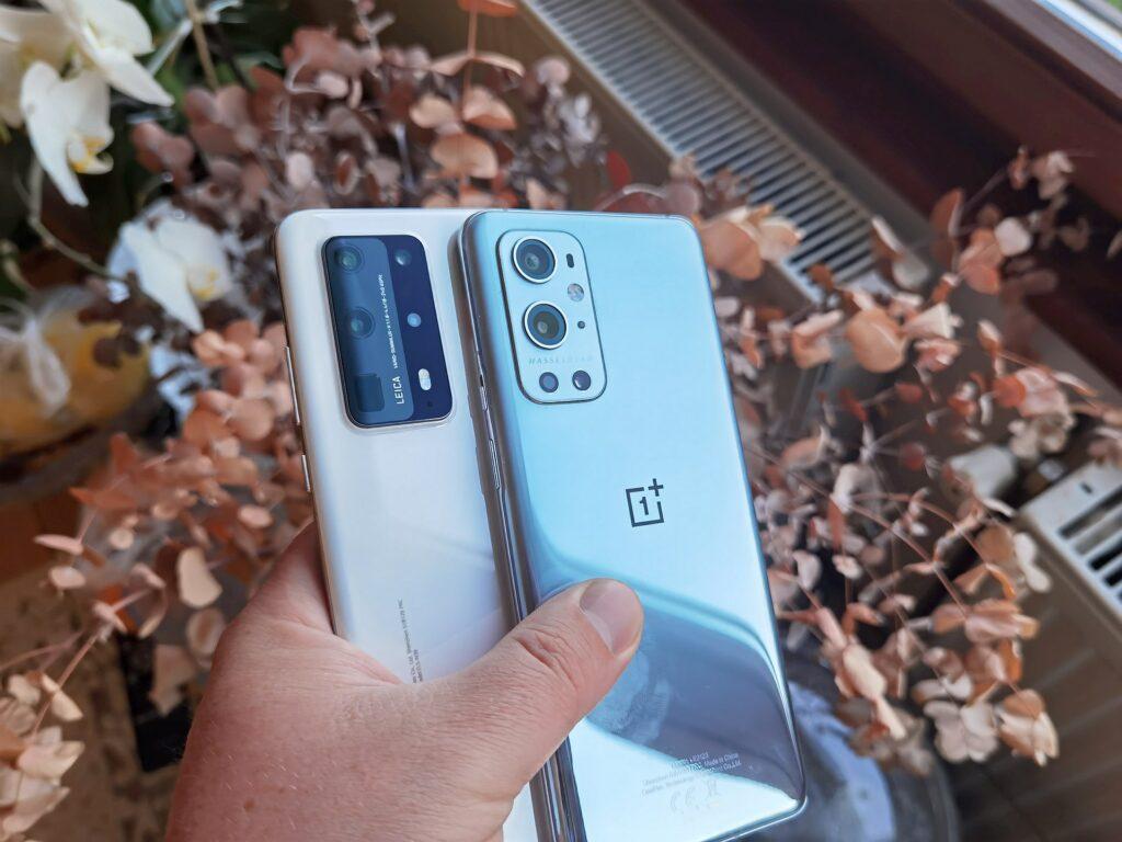 P40 Pro vs OnePlus 9 Pro 2