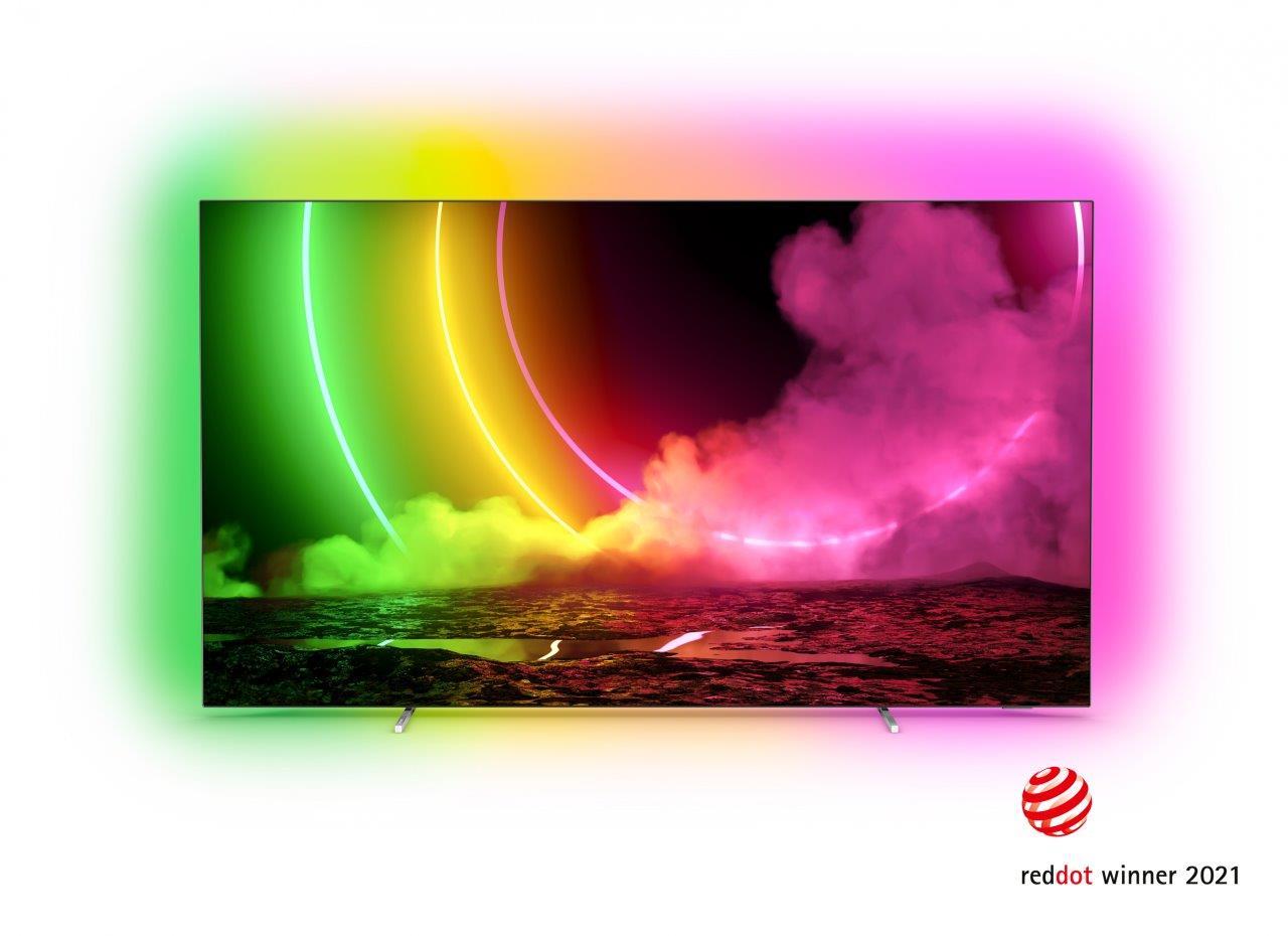Philips TV OLED806 RedDot 2