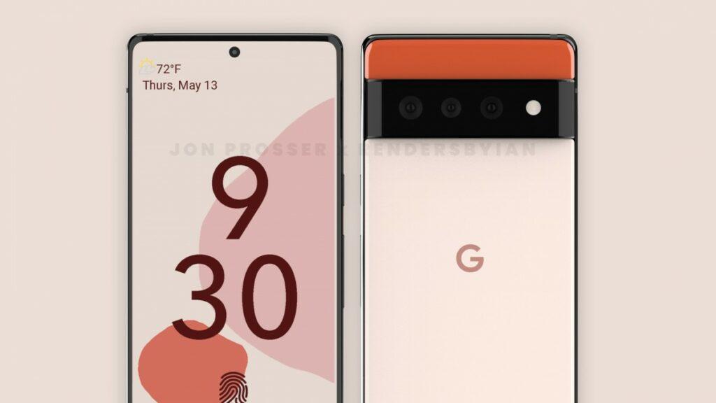 Pixel 6 4