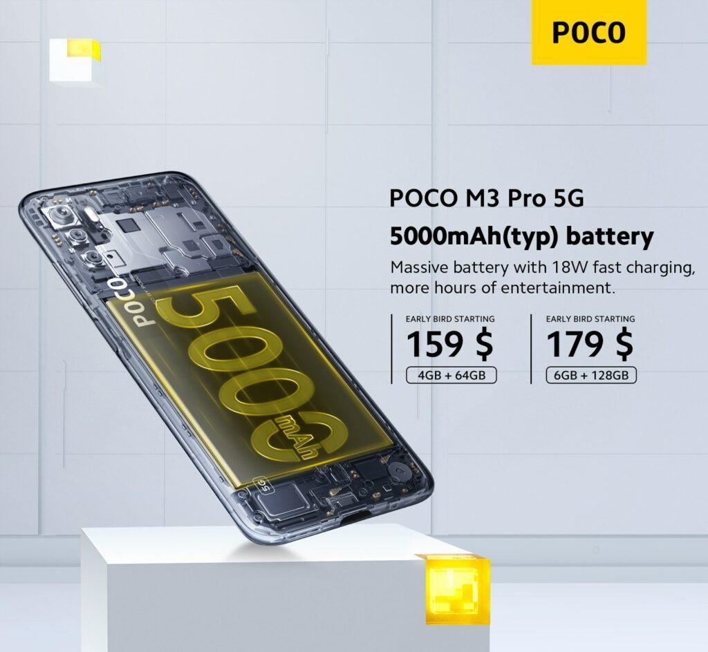 Poco M3 Pro 5G 1