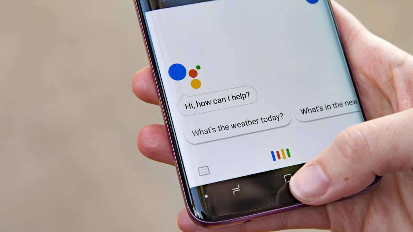 Google Assistant#2