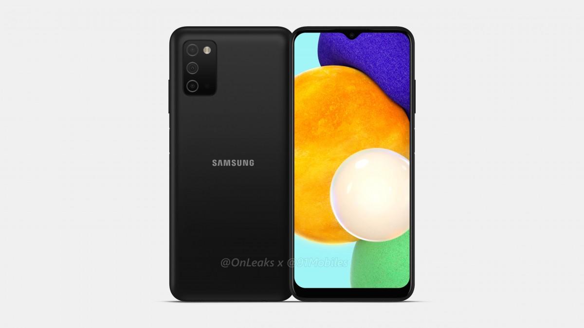 Samsung Galaxy A03 #1