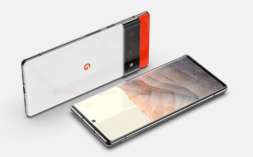 Galaxy Pixel6