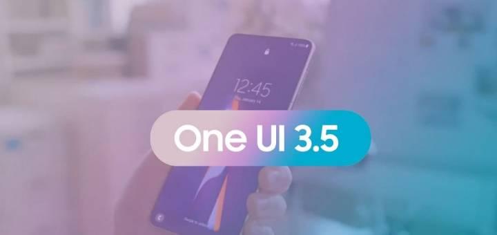 OneUI3.5