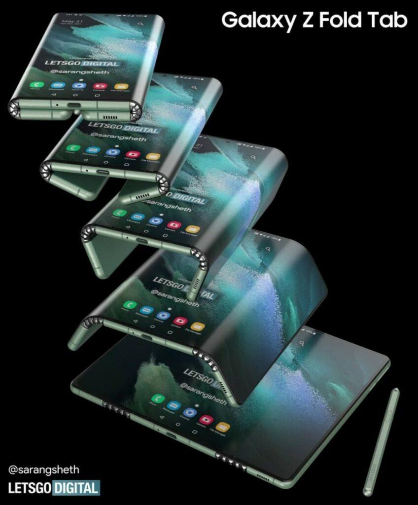 GalaxyZTabFold#1