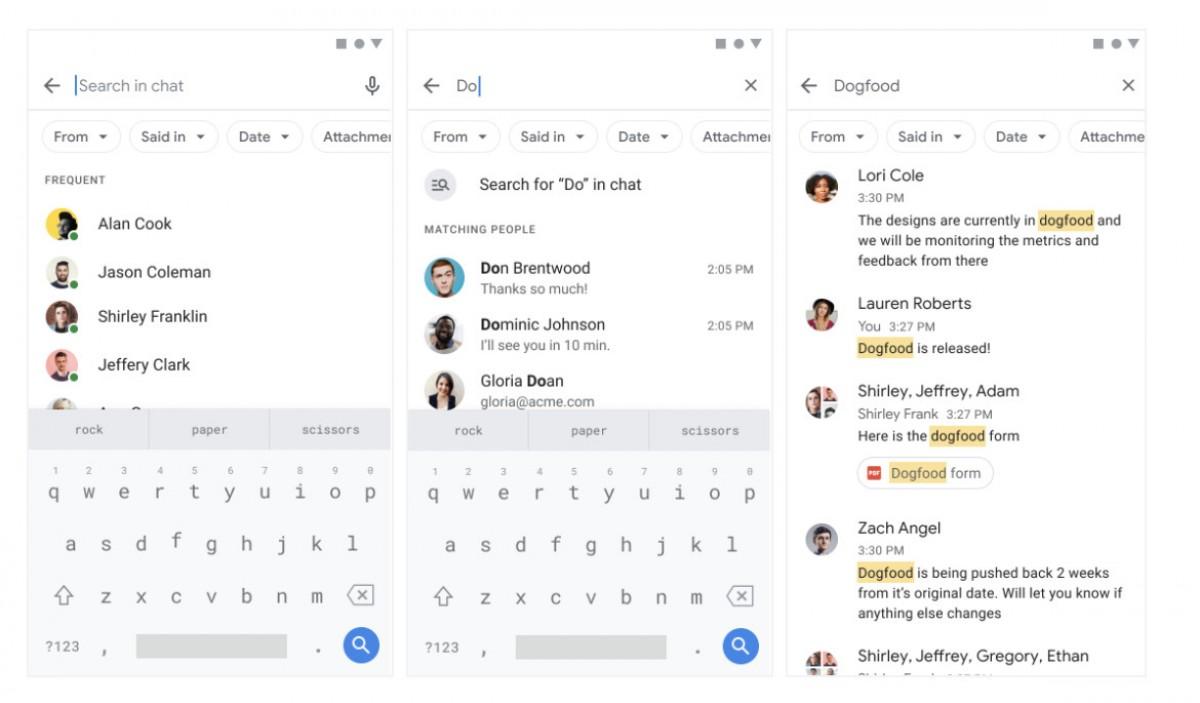 Google Chat #2