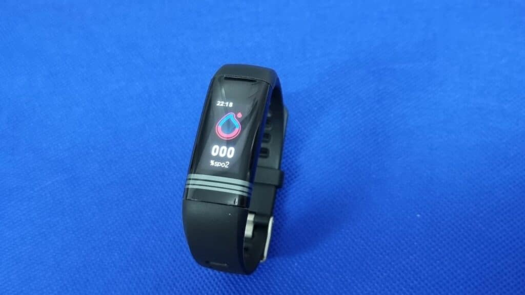meanIT Smartwatch M10 Termo 18