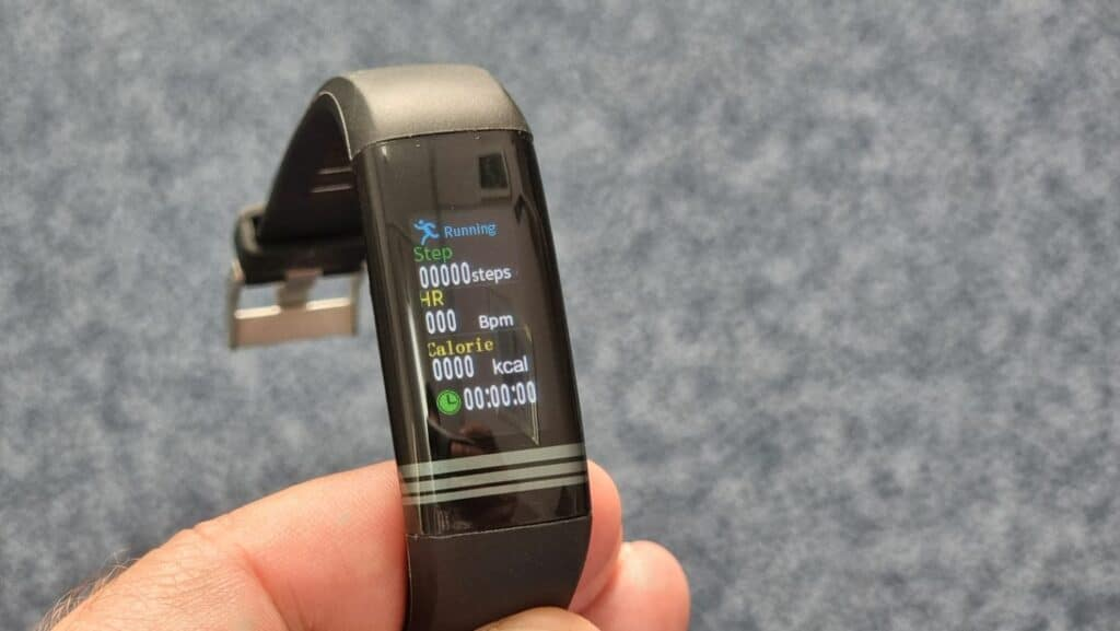 meanIT Smartwatch M10 Termo 23