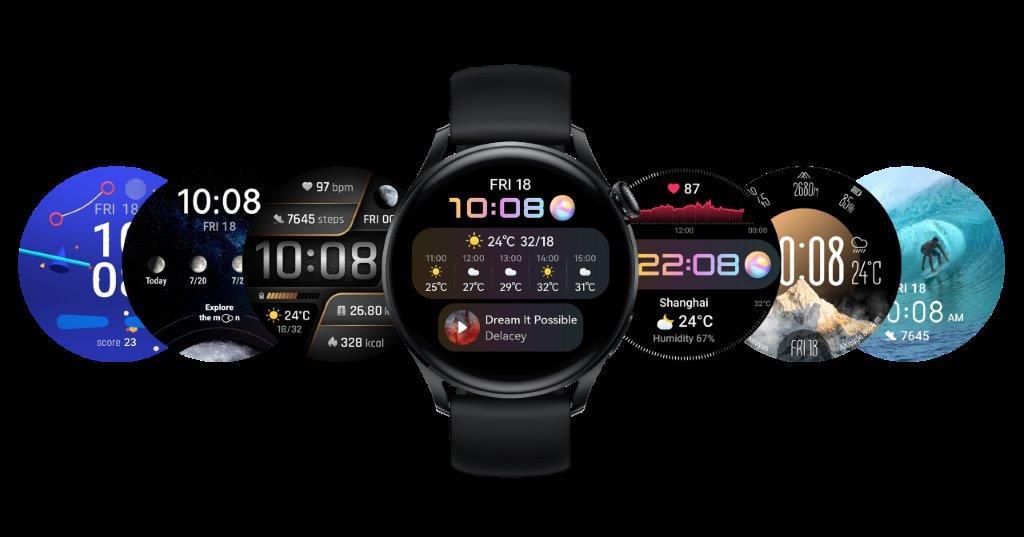 Huawei Watch 3 dostupan uz prednarudzbu 4