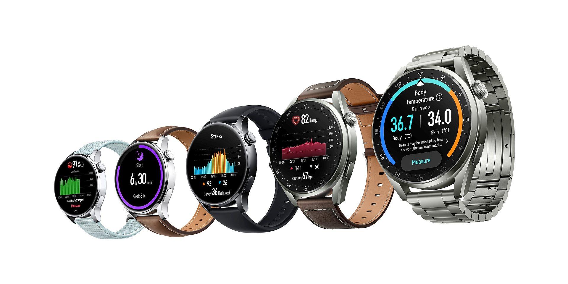 Huawei Watch 3 serija 5 1