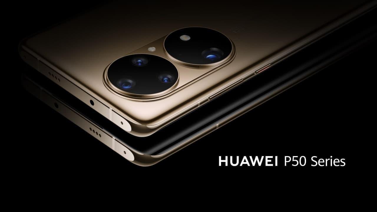Huawei P50 #1