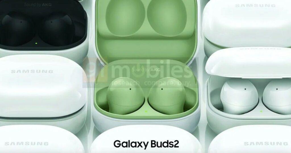 Samsung Galaxy Buds 2 #1