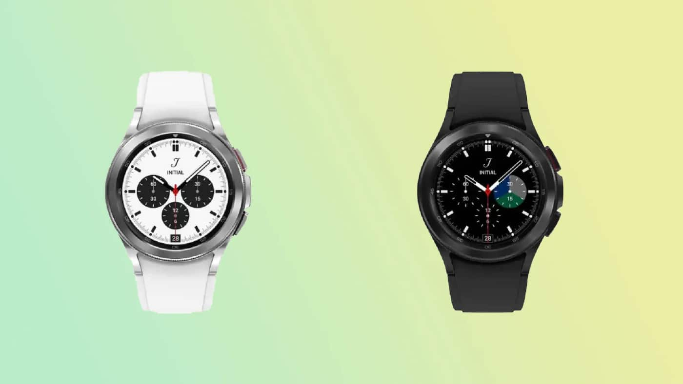 Samsung Galaxy Watch 4 Classic #3