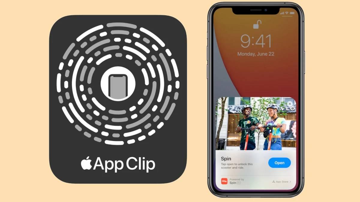 App Clip #1