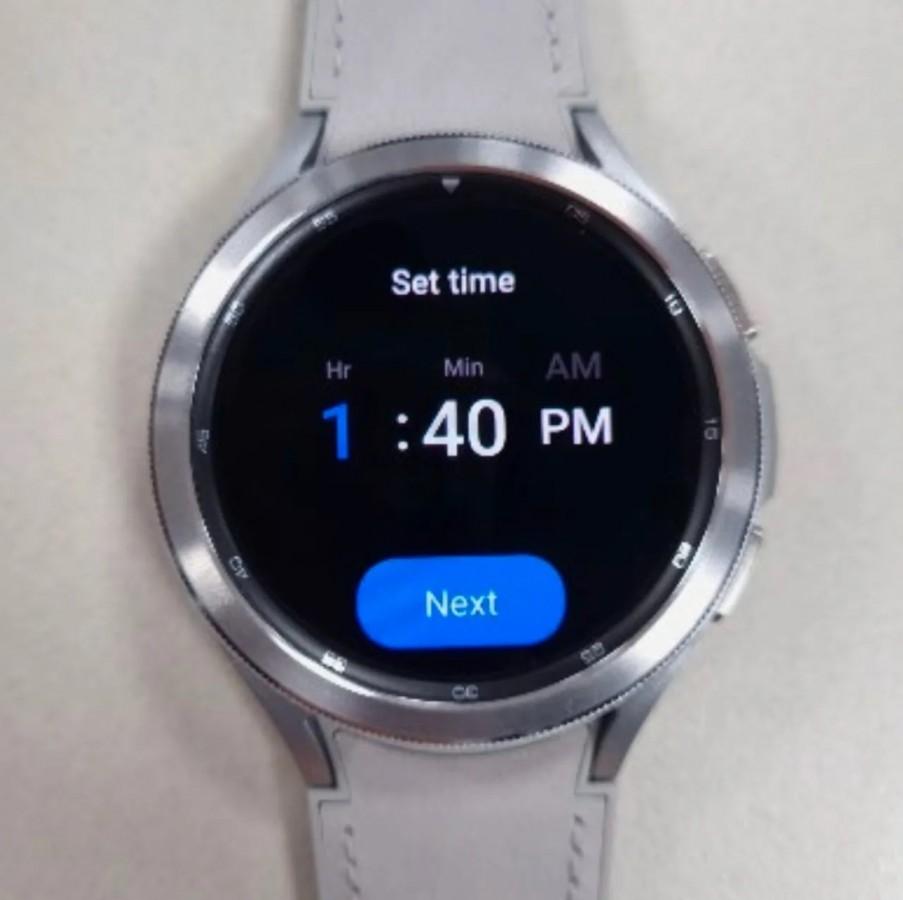 Samsung Galaxy Watch 4 Classic #2