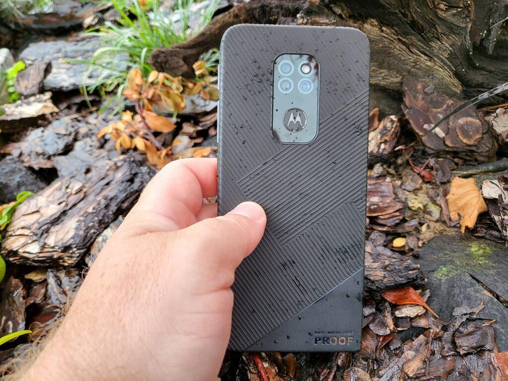 Motorola Defy 16