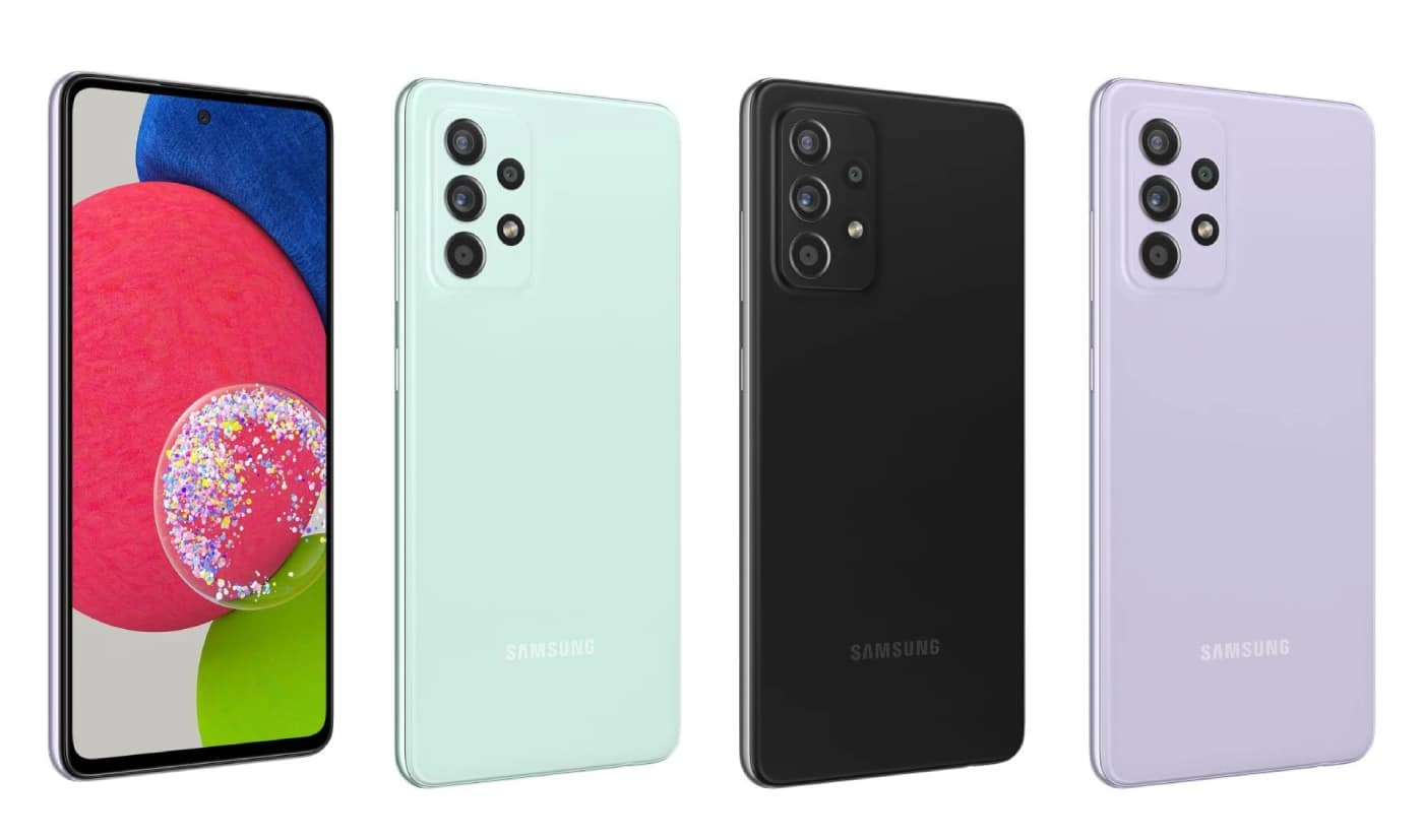 Samsung Galaxy A52s #2