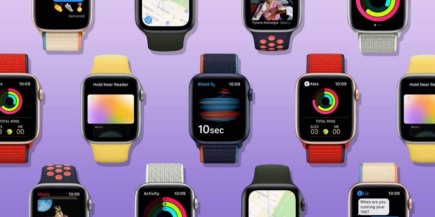 Apple Watch 7 Render #1