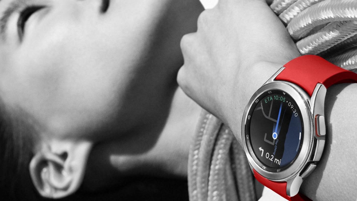 Samsung Galaxy Watch 4 #1
