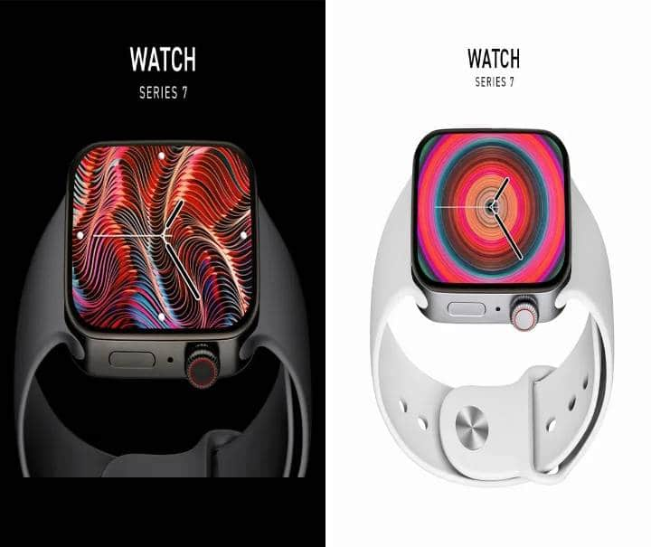 Apple Watch 7 Render #3