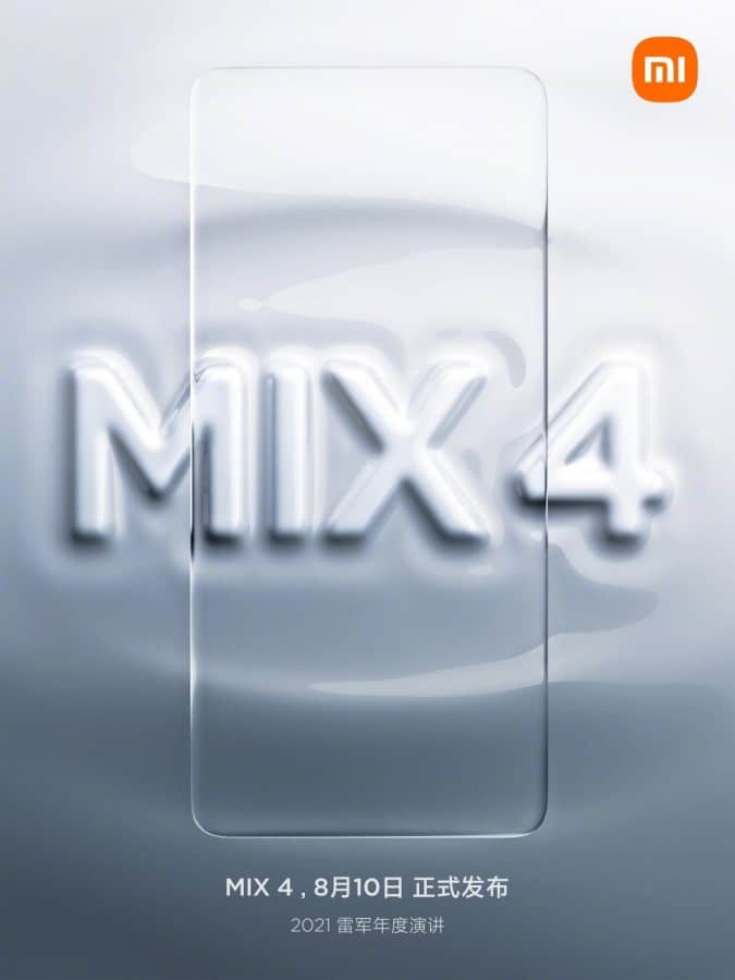 Xiaomi Mi Mix 4 #1