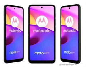Motorola Moto E40#