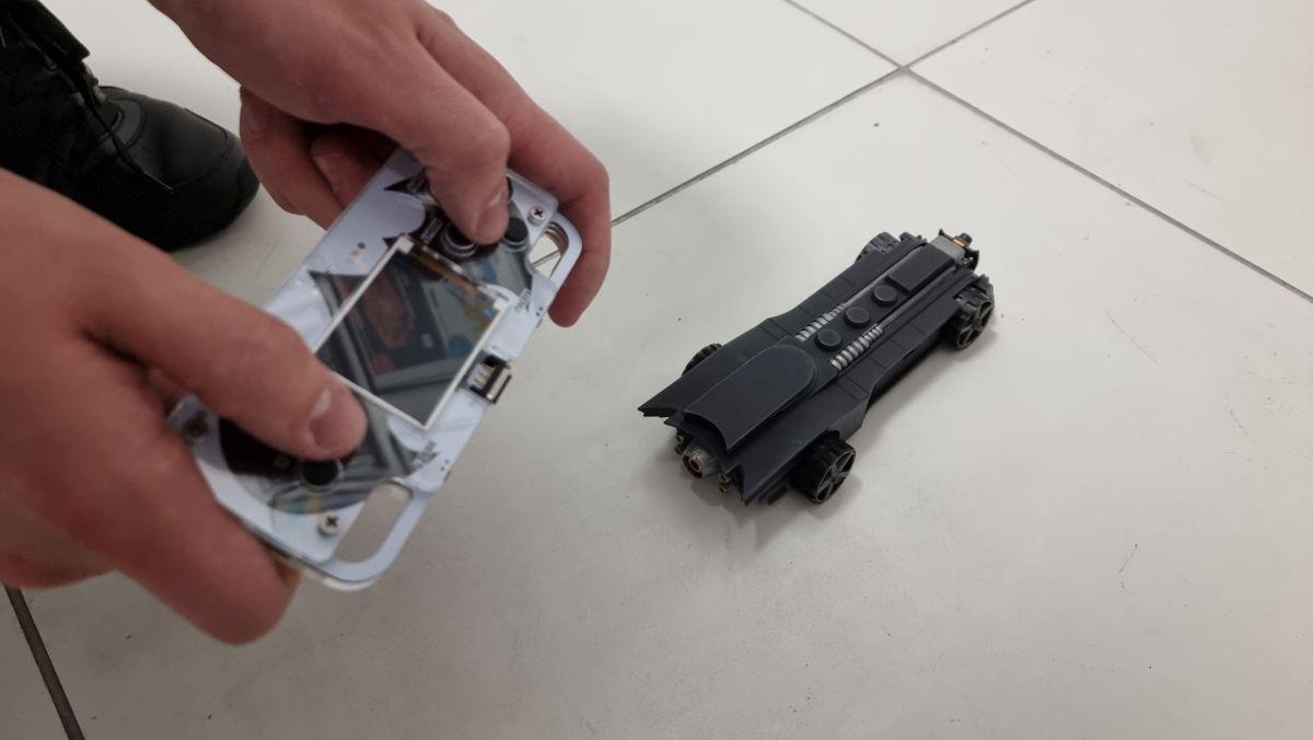 Circuitmess Batmobile 6