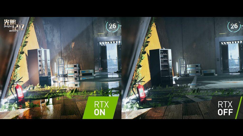 Ray tracing na Nvidia grafičkim karticama