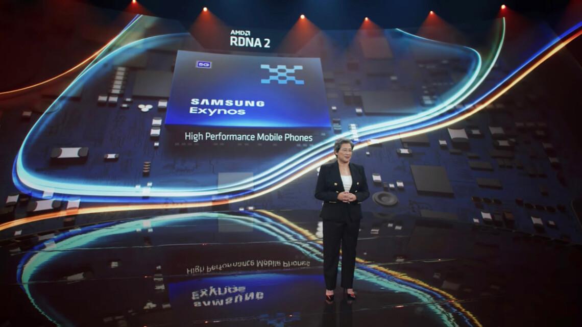 Samsung AMD Exynos RDNA 2 Ray tracing