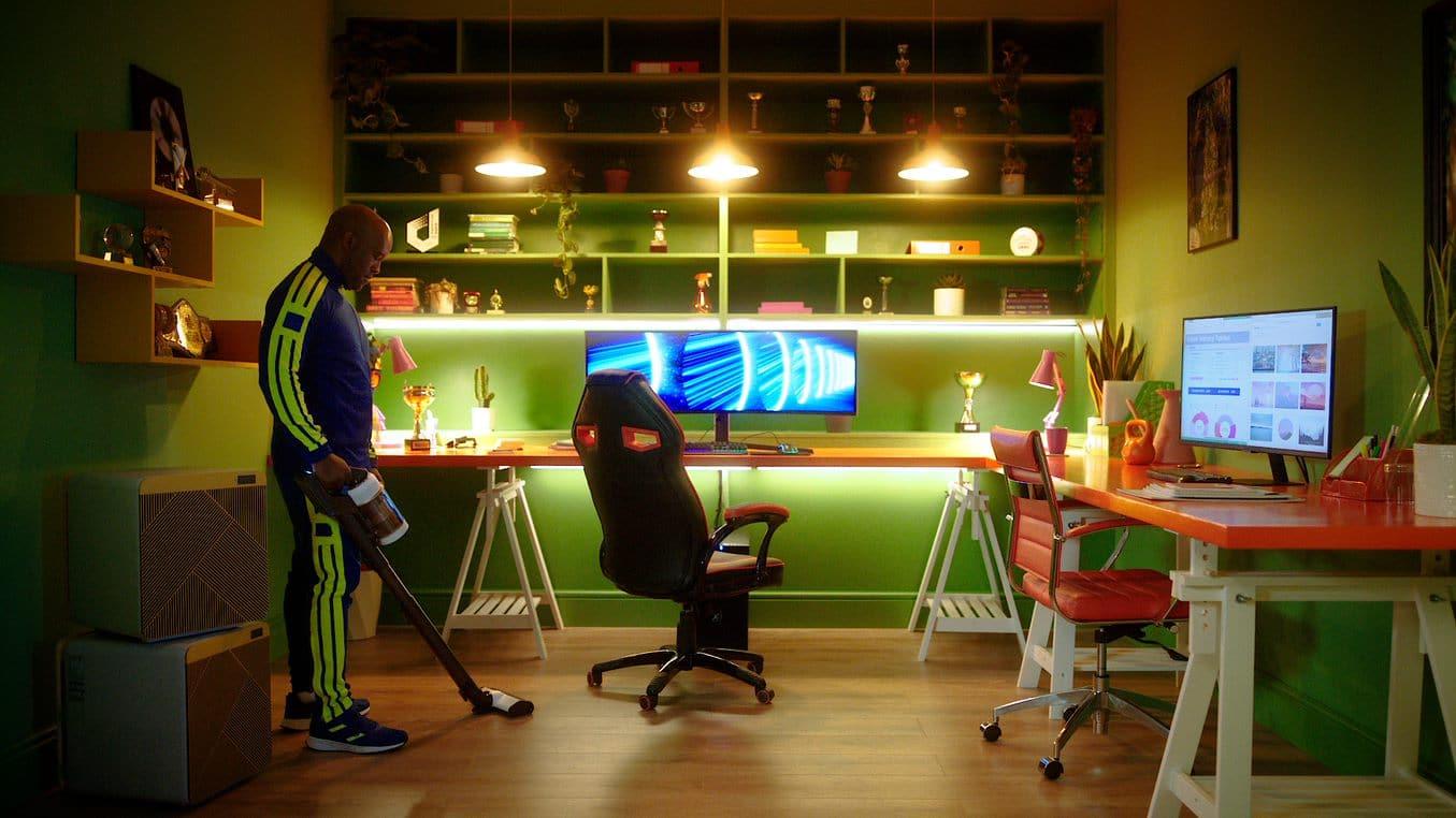 Samsung soba za gejming