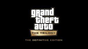 "GTA Trilogy ""Definitve Edition"" #"