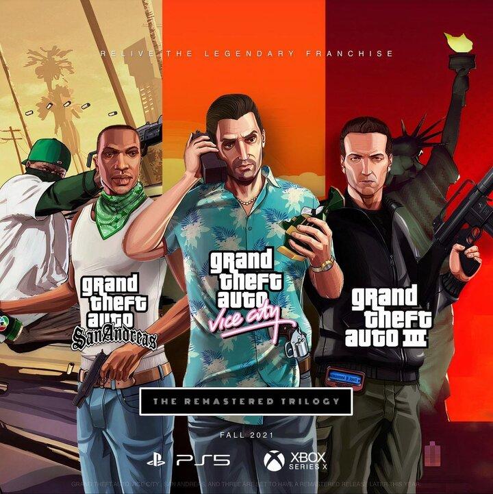 GTA Trilogy Definity Edition #
